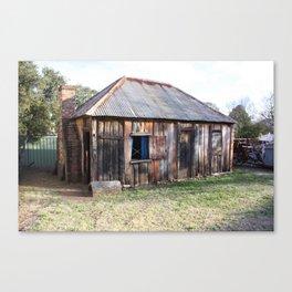 Stinson Cottage  Canvas Print