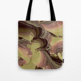 Emotional Spiral Tote Bag