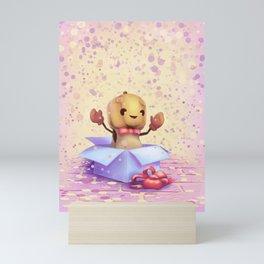 Confetti explosion (Forever Halloween Collection) Mini Art Print
