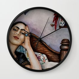 Despierta Corazon Dormido (Wake Up Sleeping Heart) Wall Clock