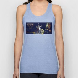 The Dungeon Unisex Tank Top