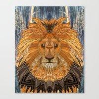 pride Canvas Prints featuring Pride by ArtLovePassion