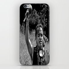 A Warrior's Song iPhone & iPod Skin