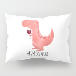 Winosaur Pillow Sham