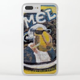 Cool Camel Clear iPhone Case