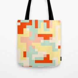 pixel 002 01 Tote Bag