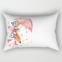 Simon and Chloe - November Rectangular Pillow