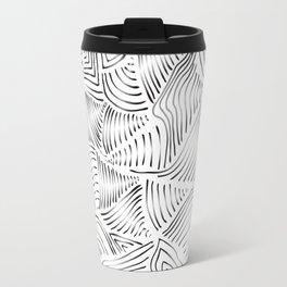 LINES BW Travel Mug