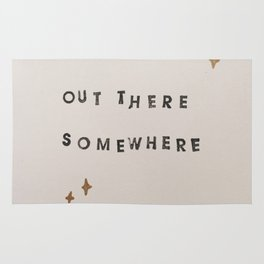 Out There Somewhere Rug