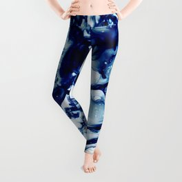 Allegro Denim Blue Leggings
