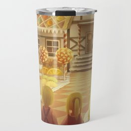 To the Candy House Travel Mug