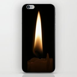 Flame iPhone Skin