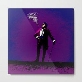 Smoker's Heaven Metal Print