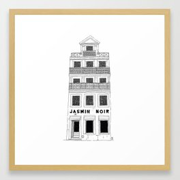 Lisbon, Portugal Framed Art Print
