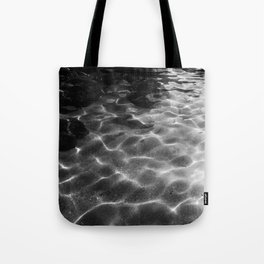 Ripple in Time Tote Bag