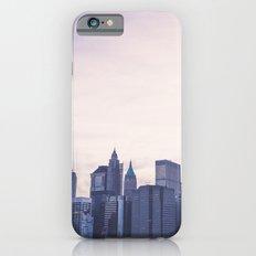 Lower Manhattan Skyline iPhone 6s Slim Case