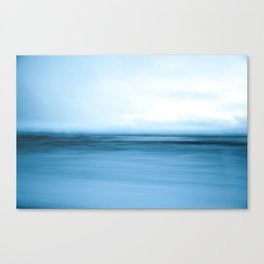 Iceland in slow motion #1 Canvas Print