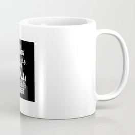 MY DRINKING FRIENDS HAVE A CAMPING PROBLEM Coffee Mug