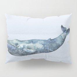 Deep Sea Whale Pillow Sham