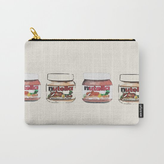 nutella-328 Carry-All Pouch