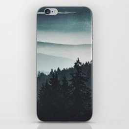 Mountain Light iPhone Skin