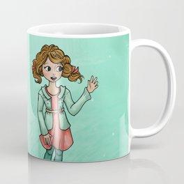 Misty Hello Coffee Mug