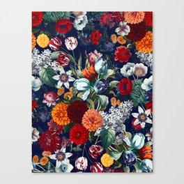 Night Garden XXXV Canvas Print