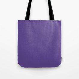 Solid Ultra Violet pantone Tote Bag