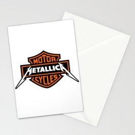 HarleyDavidsonn Metallicaa Stationery Cards