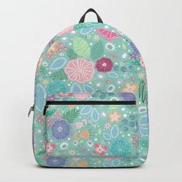 Flourish - Florecer Backpack