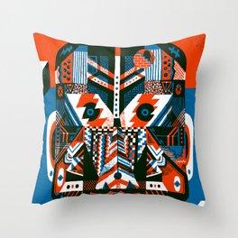 Homunculus Throw Pillow
