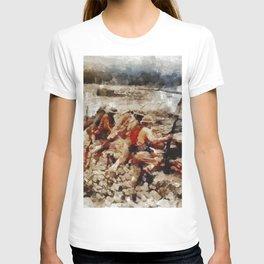 Over The Top, World War One T-shirt
