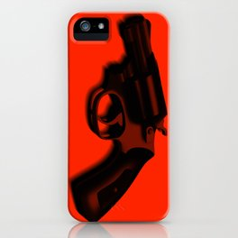 Hammer and barrell iPhone Case