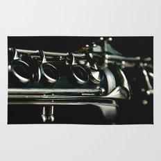 Clarinet Rug