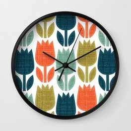 Printemps Wall Clock