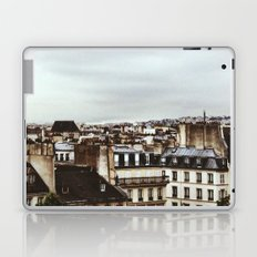 Upon the rooftops Laptop & iPad Skin