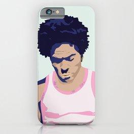 SINGGGER #1  |   Lenny Kravitz iPhone Case