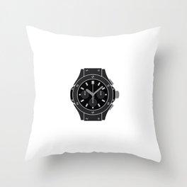 black watch Throw Pillow