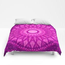 MANDALA NO. 34 #society6 Comforters