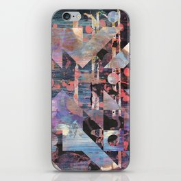 Where Does Outer Space End iPhone Skin
