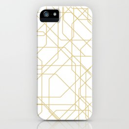 Digital Highways iPhone Case