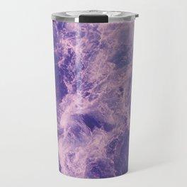 Violet Sea Travel Mug