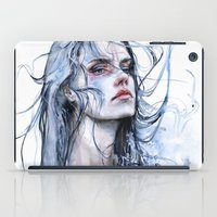 shipping iPad Cases featuring obstinate impasse by agnes-cecile