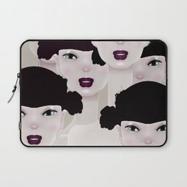 THE CROWD Laptop Sleeve