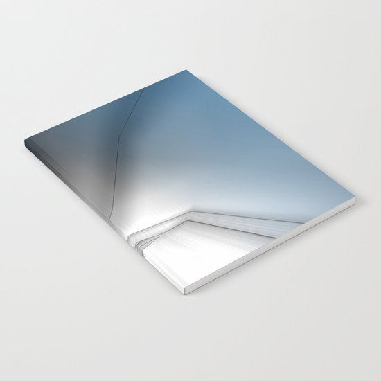 Abstract 4D Notebook