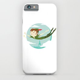 Storybook Pan iPhone Case