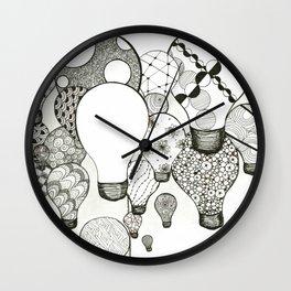 So Many Ideas (w/o) Wall Clock