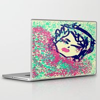 doll Laptop & iPad Skins featuring Doll by WDeluxe