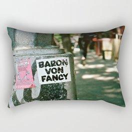 Baron von Fancy Rectangular Pillow