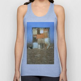 Double Exposure with Rauschenberg in Mind, 2007 Unisex Tank Top